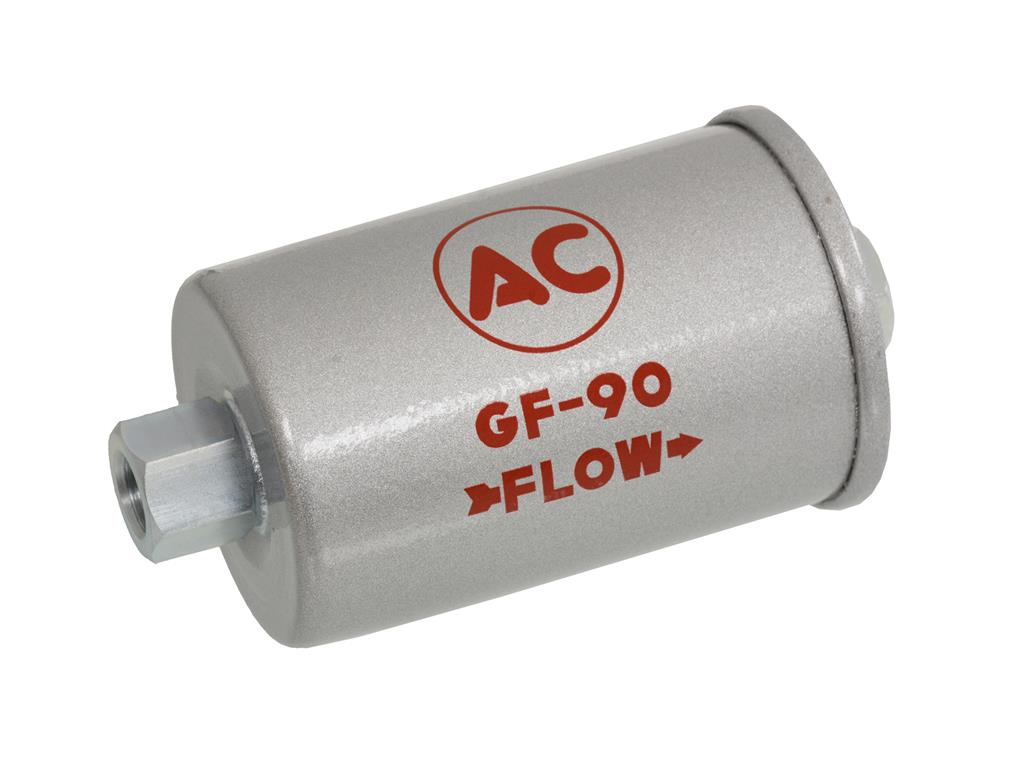 63 65 Corvette Fuel Filter 327 Hi Perf Gf90 Silver Chicago Location Click To View Larger Image